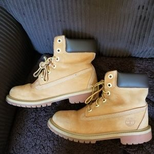 Boys Timberland  boots